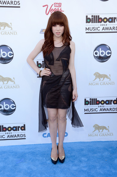 More Pics of Carly Rae Jepsen Pumps (1 of 25) - Carly Rae Jepsen Lookbook - StyleBistro