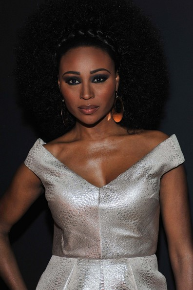 More Pics of Cynthia Bailey Afro (1 of 6) - Cynthia Bailey Lookbook - StyleBistro