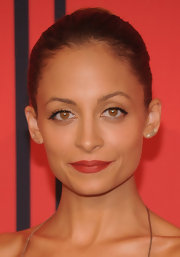 Nicole stuck to a rich crimson lipstick for her look at the CFDA Fashion Awards.