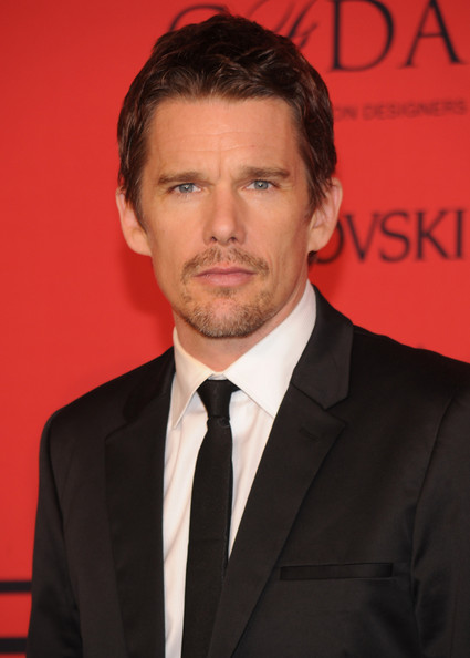 More Pics of Ethan Hawke Men's Suit (1 of 9) - Ethan Hawke Lookbook - StyleBistro
