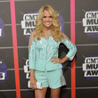 Carrie Underwood in Edition by Georges Chakra at the CMT Music Awards