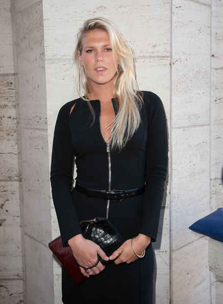 More Pics of Alexandra Richards Leather Clutch (1 of 3) - Alexandra Richards Lookbook - StyleBistro