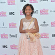 Quvenzhané Wallis at the 2013 Independent Spirit Awards