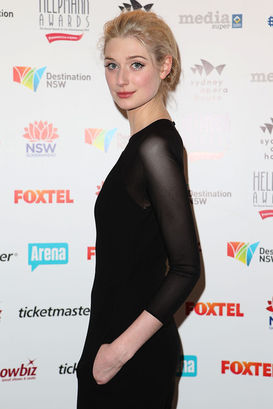 More Pics of Elizabeth Debicki Jumpsuit (3 of 3) - Elizabeth Debicki Lookbook - StyleBistro