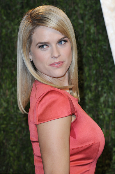 More Pics of Alice Eve Evening Dress (1 of 7) - Alice Eve Lookbook - StyleBistro
