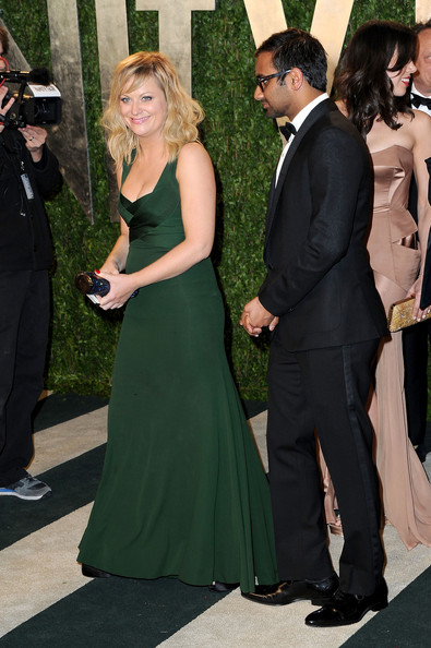 More Pics of Amy Poehler Evening Dress (1 of 19) - Amy Poehler Lookbook - StyleBistro