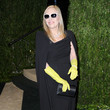 Faye Dunaway at the Vanity Fair Oscars Party 2013