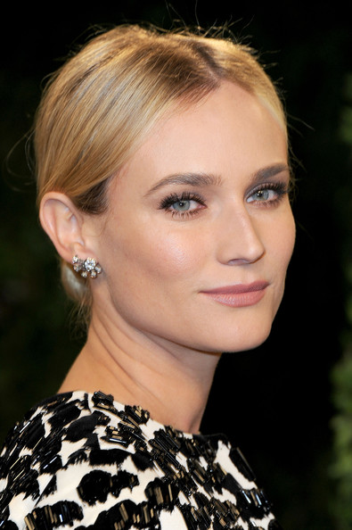 More Pics of Diane Kruger Cocktail Dress (1 of 15) - Diane Kruger Lookbook - StyleBistro