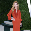 Leslie Mann Wore Andrew Gn at the Vanity Fair Oscars Party 2013