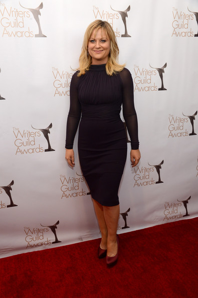 Amy Poehler Attends the 2013 WGA West Writers Guild Awards