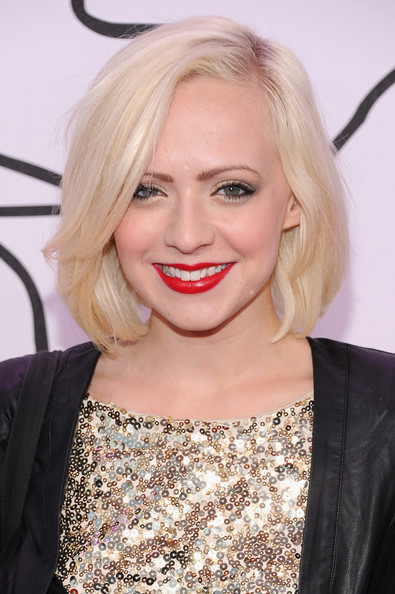 More Pics of Madilyn Bailey B.o.B (2 of 5) - Short Hairstyles Lookbook - StyleBistro