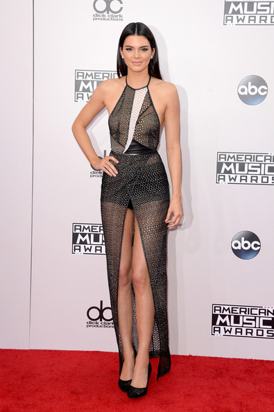 In Yigal Azrouel At The 2014 American Music Awards