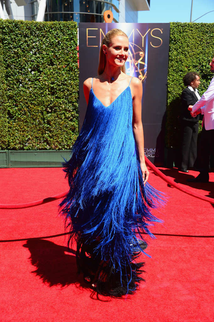 Arrivals at the Creative Arts Emmy Awards