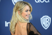 Actress Julianne Hough attends the 2014 InStyle and Warner Bros. 71st Annual Golden Globe Awards Post-Party on January 12, 2014 in Beverly Hills, California.
