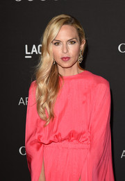 Rachel Zoe looked lovely with her wavy side sweep at the LACMA Art + Film Gala.