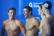Ryan Lochte and Conor Dwyer Photo