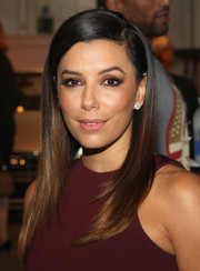 Eva Longoria showed off a perfect layered cut at the Variety Power of Women event.