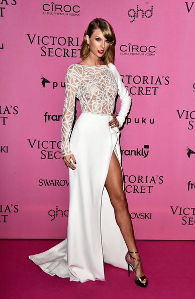 Statement White Zuhair Murad for the Victoria's Secret Fashion Show 2014