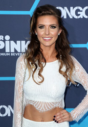 Black nail polish added some edginess to Audrina Patridge's sexy look during the Young Hollywood Awards.