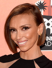 Giuliana Rancic sported a neat bob at the iHeartRadio Music Awards.