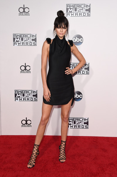 In Oriett Domenech At The 2015 American Music Awards