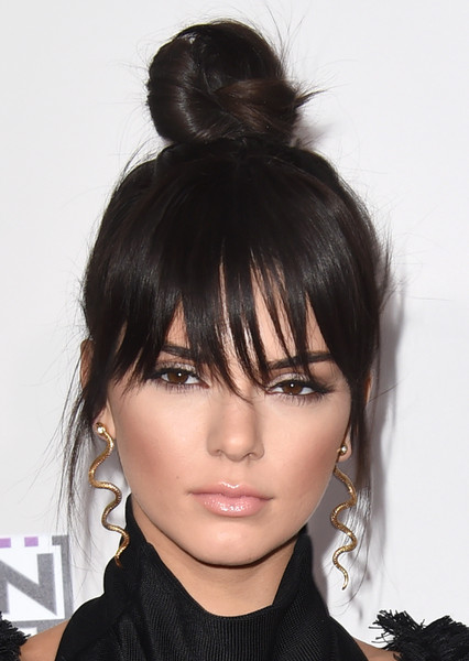 Kendall Jenner: With Bangs