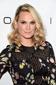 Molly Sims wore gorgeous shoulder-length curls to the March of Dimes Celebration of Babies.