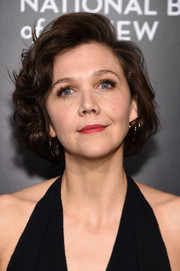 Maggie Gyllenhaal went classic and cute with this curled-out bob at the National Board of Review Gala.