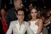 Shannon de Lima and Marc Anthony Photo