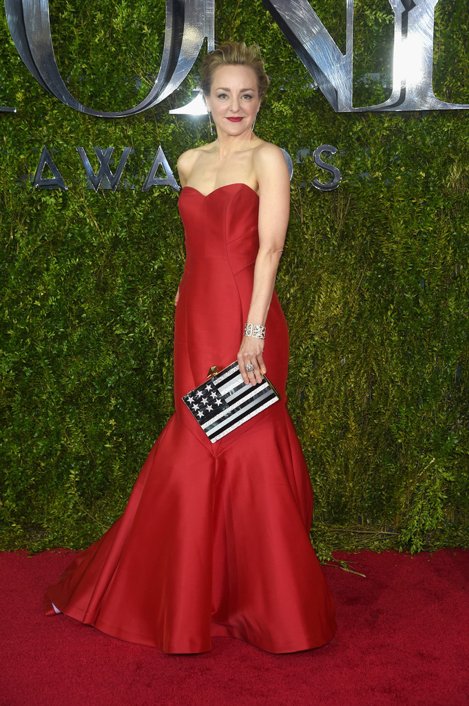 Geneva Carr Best And Worst Dressed At The 2015 Tony