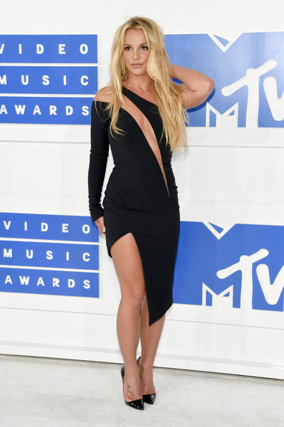 Britney Spears in Julien Macdonald