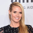 Heidi Klum's Side Sweep
