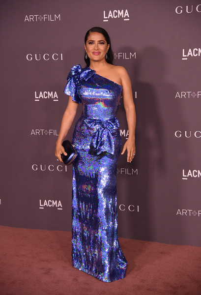 Look of the Day: November 6th, Salma Hayek