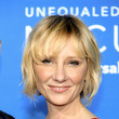 Hairstyles For Women With Fine Hair: Anne Heche's Textured Bob