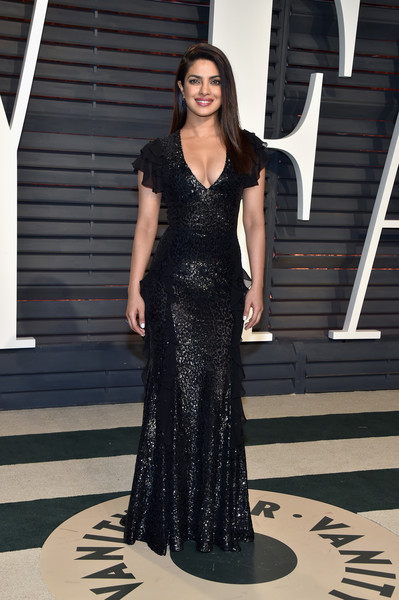 Priyanka Chopra in Michael Kors