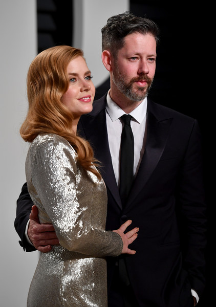 More Pics of Amy Adams Beaded Dress (1 of 9) - Amy Adams Lookbook - StyleBistro