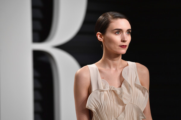 More Pics of Rooney Mara Evening Dress (1 of 10) - Dresses & Skirts Lookbook - StyleBistro