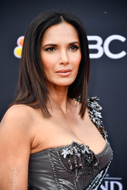 Padma Lakshmi sported a simple yet stylish shoulder-length 'do at the 2018 Billboard Music Awards.