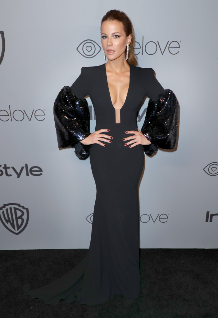 Kate Beckinsale in Alex Perry