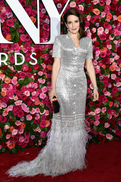 Tina Fey In Thom Browne