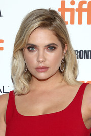 Ashley Benson looked pretty with her shoulder-length waves at the TIFF premiere of 'Her Smell.'