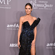 In Zuhair Murad Couture At The 2018 amfAR Gala New York