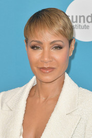 Jada Pinkett Smith rocked a pixie cut at the Sundance Film Festival premiere of 'Hala.'