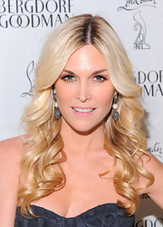 Tinsley Mortimer wore her hair in silky smooth spiral curls at the 20th Anniversary celebration for Christian Louboutin.