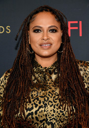 Ava DuVernay rocked her signature dreadlocks at the 2020 AFI Awards.