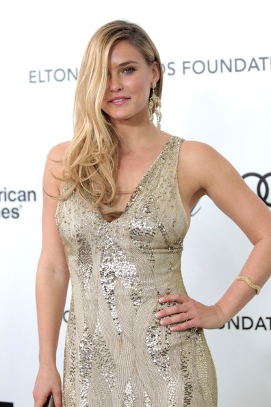 More Pics of Bar Refaeli Beaded Dress (4 of 9) - Bar Refaeli Lookbook - StyleBistro