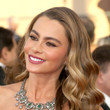 Sofia Vergara's Waterfall Curls