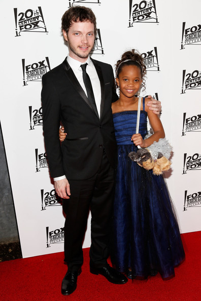 More Pics of Quvenzhane Wallis Bobby Pinned Updo (1 of 8) - Quvenzhane Wallis Lookbook - StyleBistro