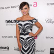 Karina Smirnoff at Elton John's 2013 Oscars Party
