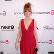 Judy Greer at Elton John's 2013 Oscars Party